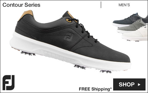 FJ Contour Series Golf Shoes