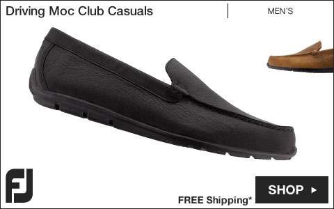 FJ Driving Moc Club Casuals Shoes