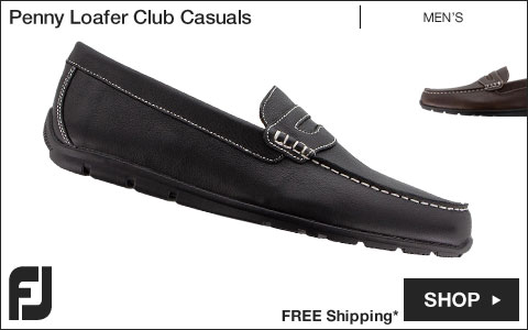 FJ Penny Loafer Club Casuals Shoes