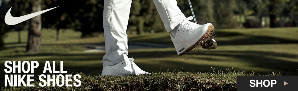 Shop All Nike Shoes at Golf Locker