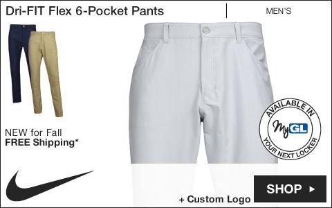 nike 6 pocket golf pants