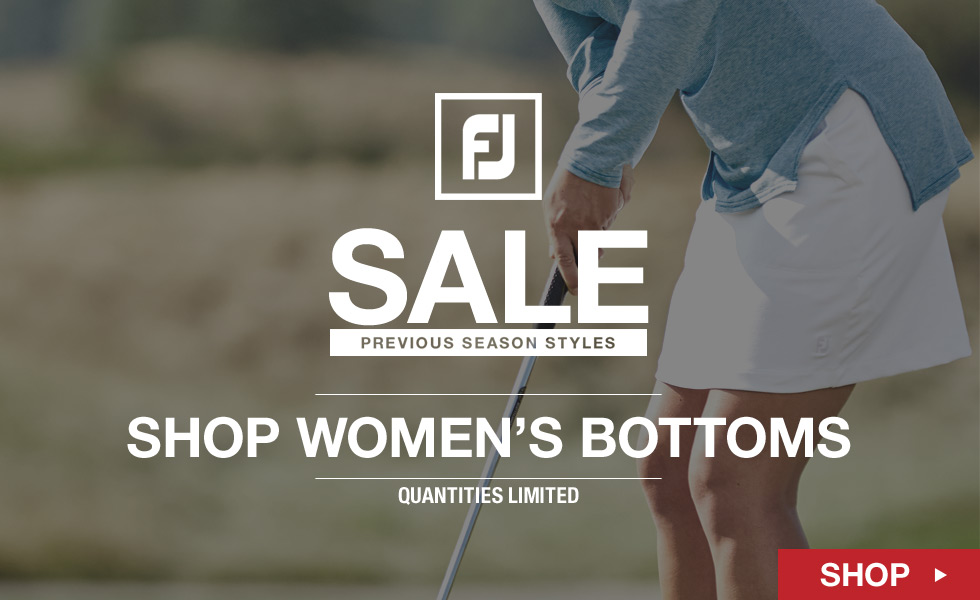 FJ Previous Season Styles Sale - Shop Women's Bottoms
