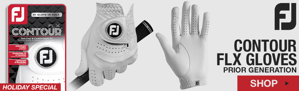 Titleist Prior Generation Contour FLX Golf Gloves - ON SALE