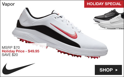 Nike Vapor Golf Shoes - ON SALE