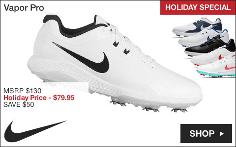 Nike Vapor Pro Golf Shoes - HOLIDAY SPECIAL