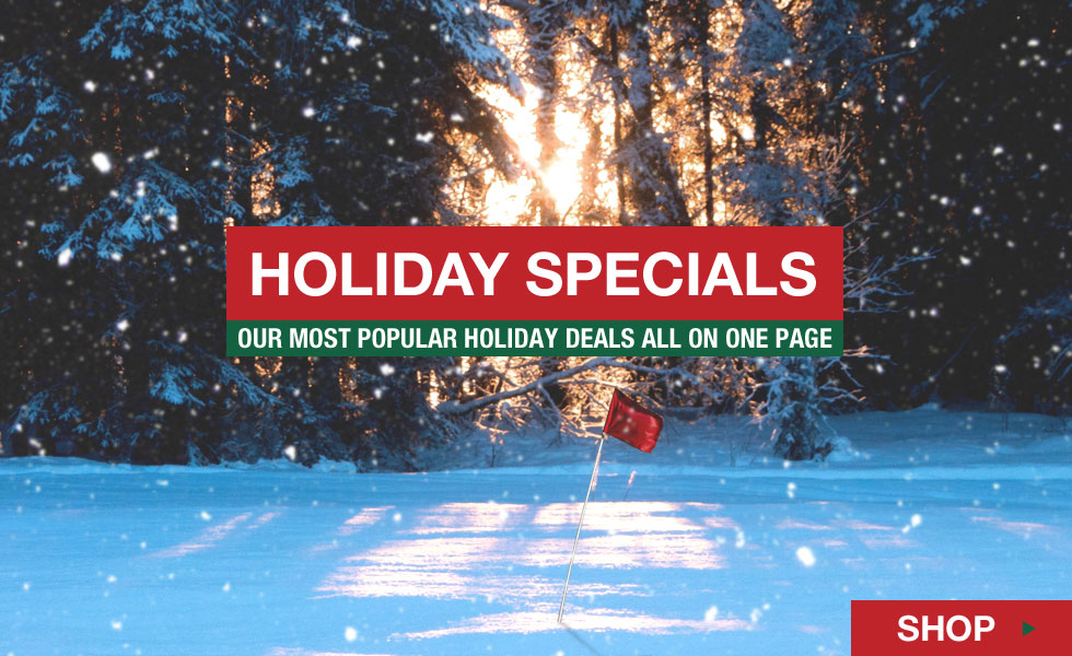 Shop All of Our Holiday Specials at Golf Locker