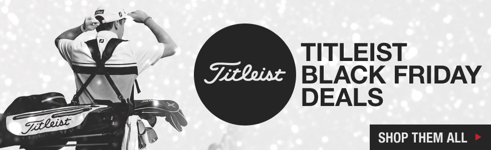 Shop All Titleist Black Friday Deals at Golf Locker