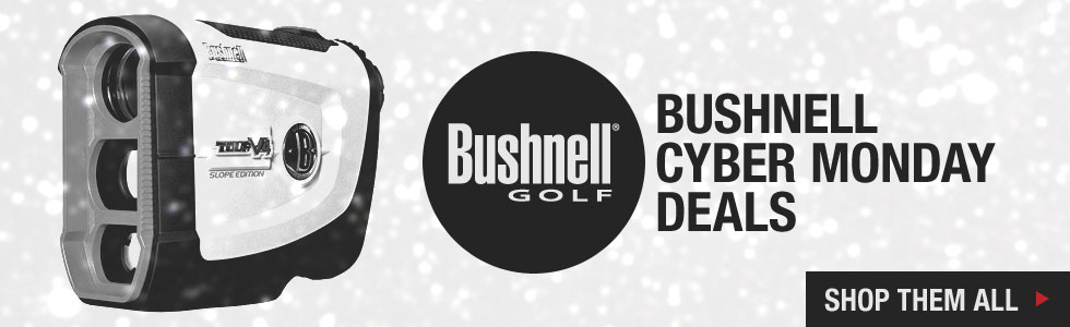 Cyber Monday Starts Now at Golf Locker - Shop All Bushnell Deals