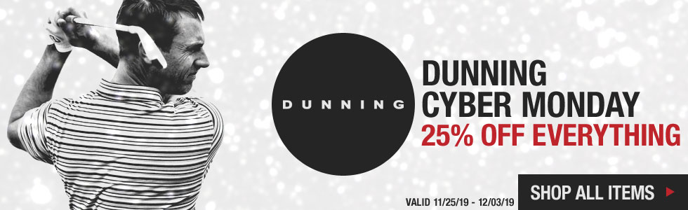 Cyber Monday Starts Now at Golf Locker - Shop All Dunning Deals