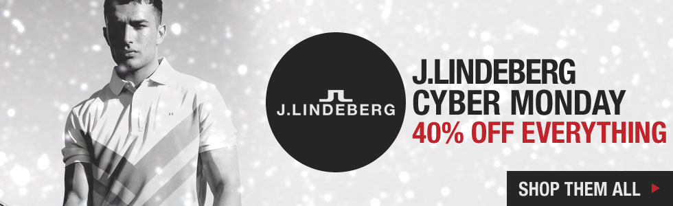 Cyber Monday Starts Now at Golf Locker - Shop All J.Lindeberg Deals