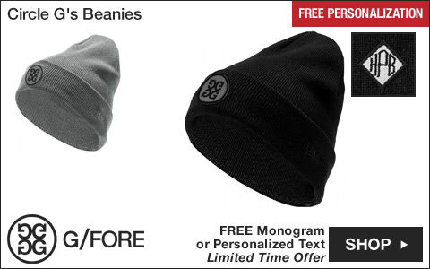 G/FORE Circle G's Golf Beanies