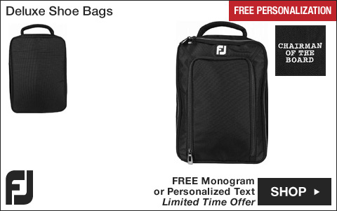 FJ Deluxe Golf Shoe Bags