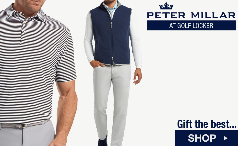 Peter Millar at Golf Locker