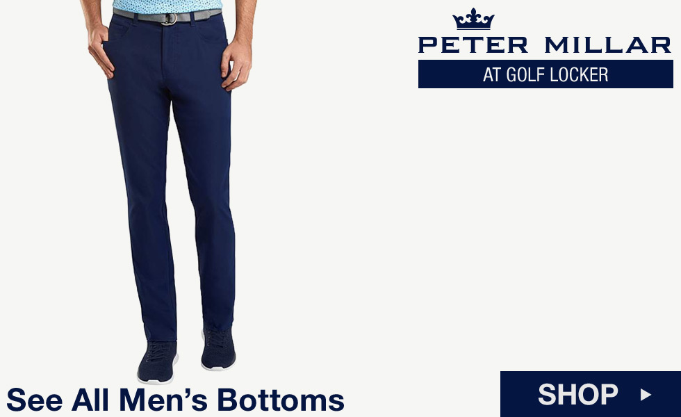 Peter Millar at Golf Locker - Shop All Men's Pants