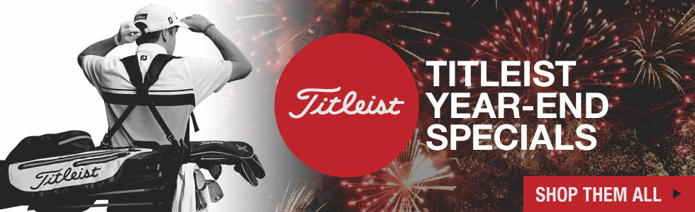 Shop All Titleist Holiday Specials