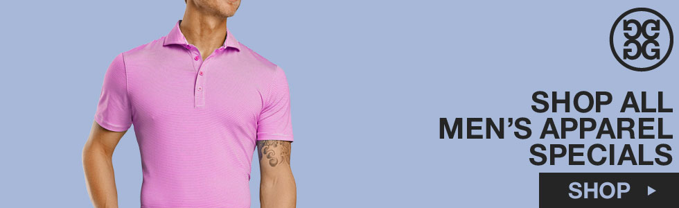 Shop All G/Fore Men's Apparel Year-End Specials at Golf Locker