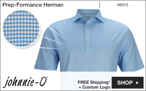Johnnie-O Prep-Formance Herman Golf Shirts