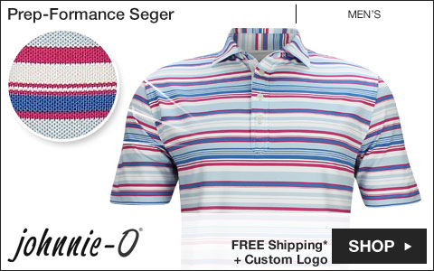 Johnnie-O Prep-Formance Seger Golf Shirts