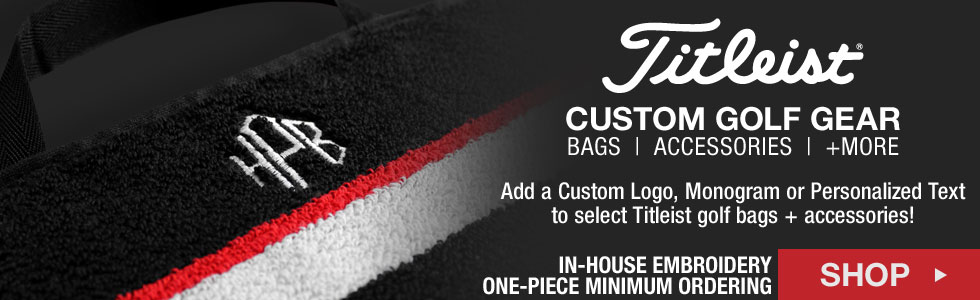 Titleist Custom  Golf Gear