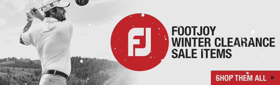 The Winter Clearance Sale Starts Now at Golf Locker - Shop All FJ Styles