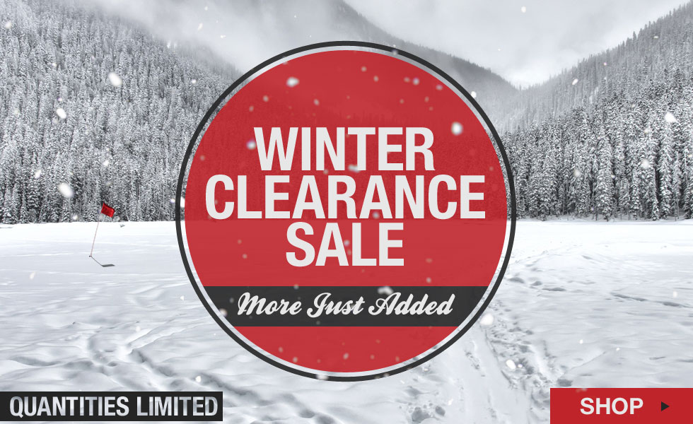 The Winter Clearance Sale Starts Now at Golf Locker