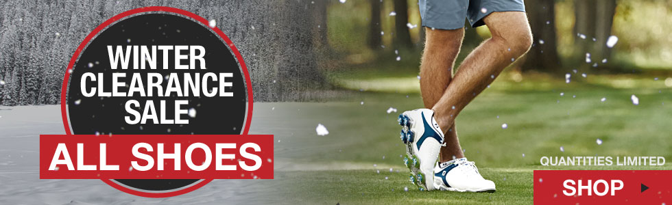 The Winter Clearance Sale at Golf Locker - Shop All Shoes