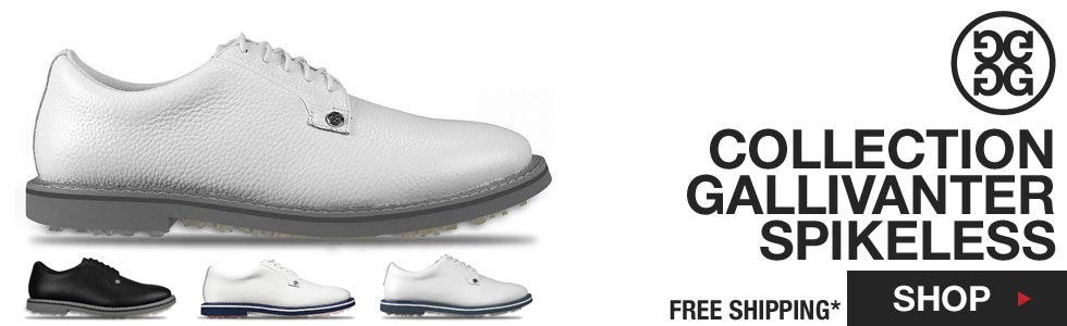 G/FORE 	Collection Gallivanter Spikeless Golf Shoes