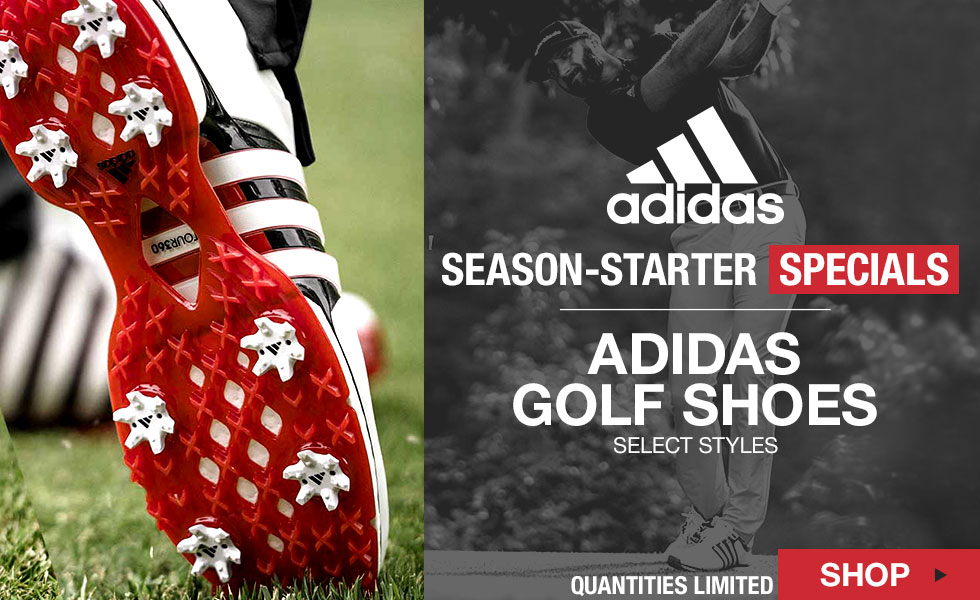 Season-Starter Special - Select Adidas Shoes