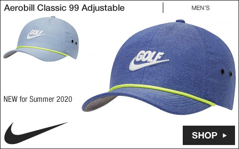 Nike Aerobill Classic 99 Adjustable Golf Hats