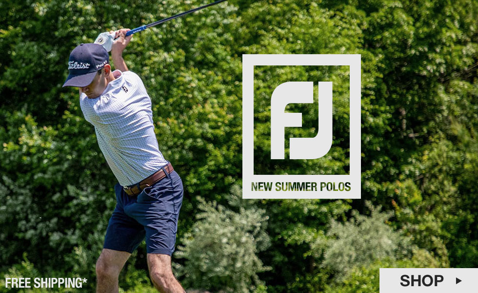 Shop All FJ Polos at Golf Locker