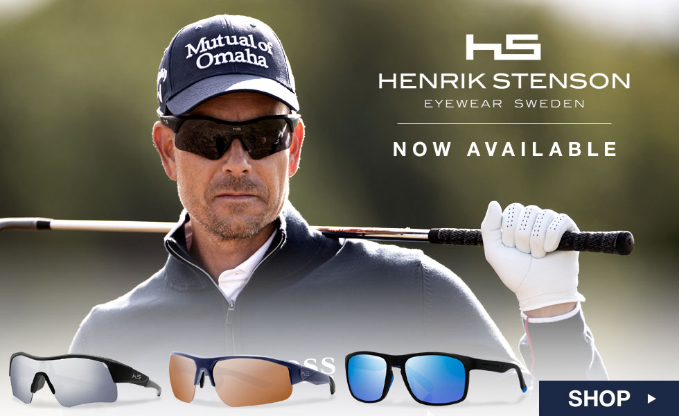 Shop Henrik Stenson Golf Sunglasses at Golf Locker