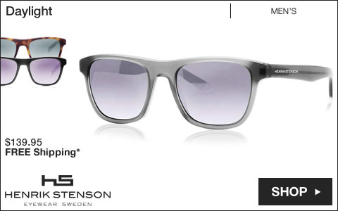 Henrik Stenson Daylight Sunglasses