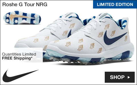 Nike Roshe G Tour NRG Golf Shoes - Limited Edition U.S. Open