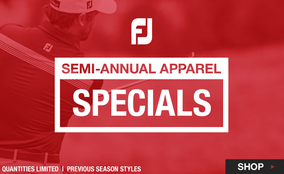 FJ Semi-Annual Apparel Specials