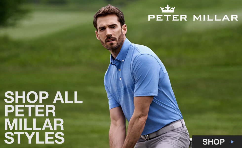 Shop All Peter Millar Golf Apparel