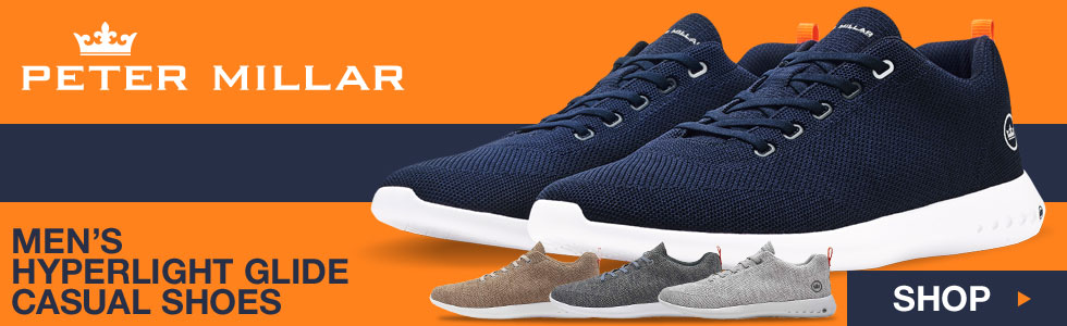Peter Millar Hyperlight Glide Casual Shoes