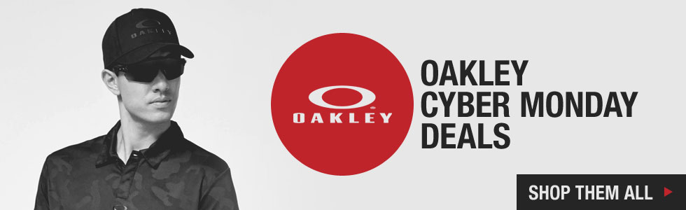 Cyber Monday Specials - Shop All Deals from Oakley
