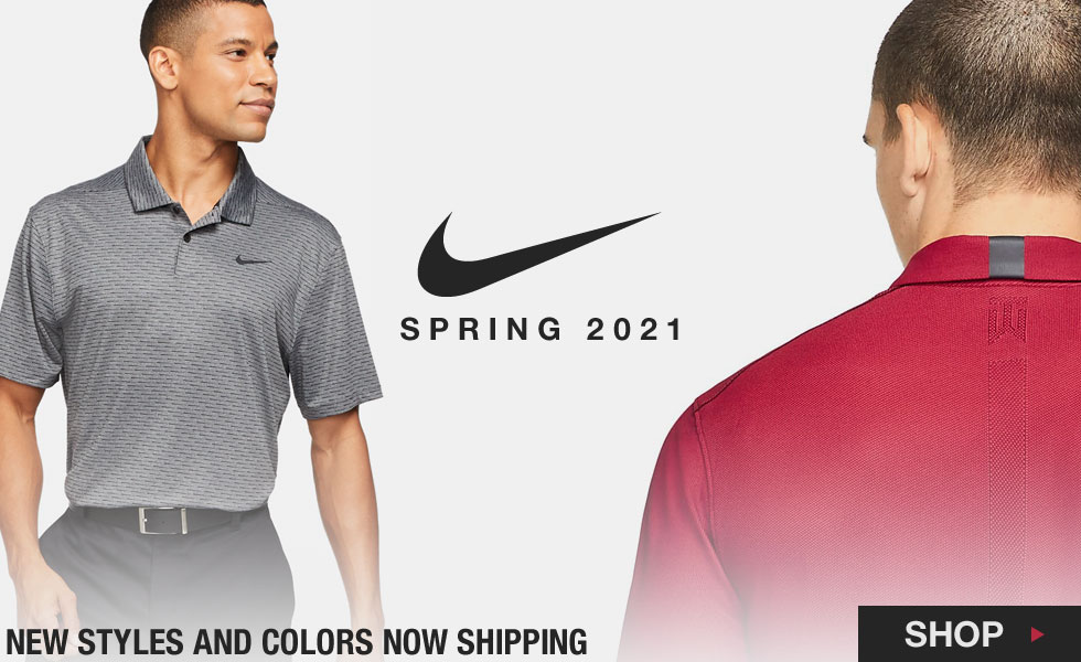 Nike Spring 2021 Golf Apparel