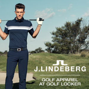 J.Lindeberg Golf Apparel at Golf Locker
