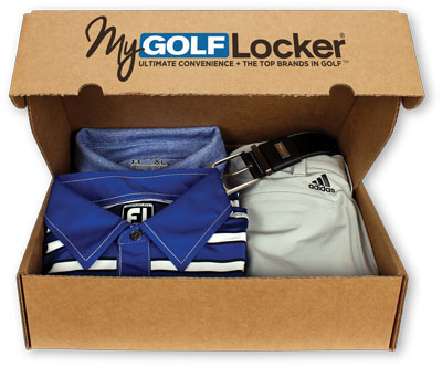 My Golf Locker - Sign Up Today!