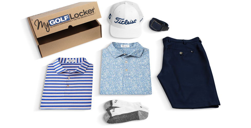 My Golf Locker - Each Item Ships Free