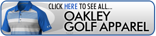 Oakley Golf Apparel