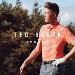 Ted Baker London Golf Apparel at Golf Locker