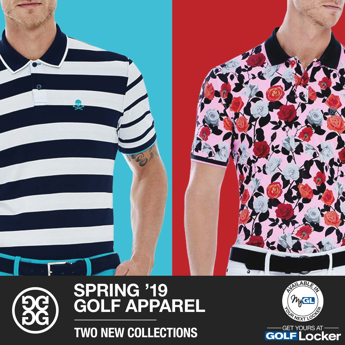 New G/Fore Spring Collections Available