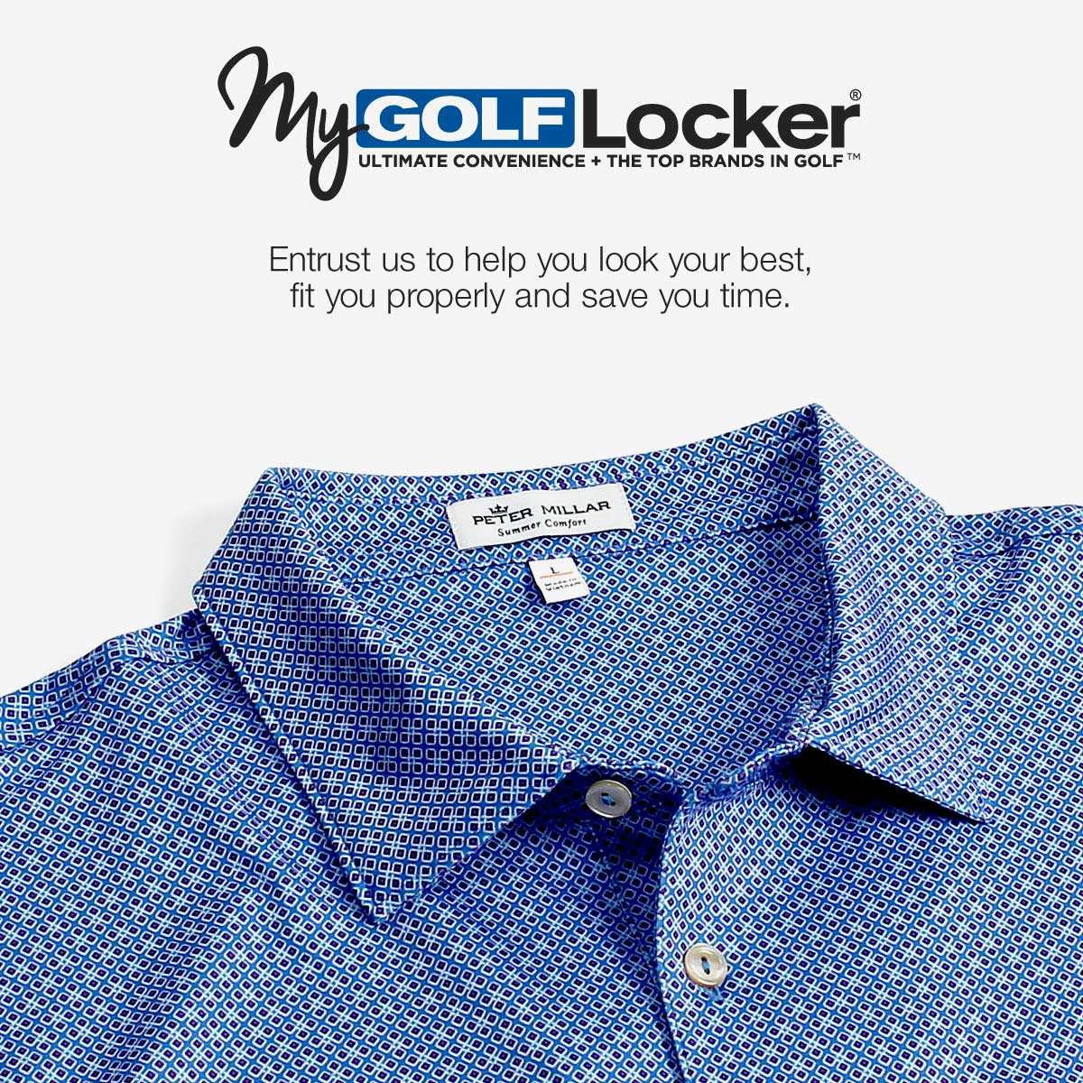 My Golf Locker - Our personal shopping service. Start your Patron Profile today.