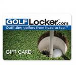 Golf Locker Gift Card