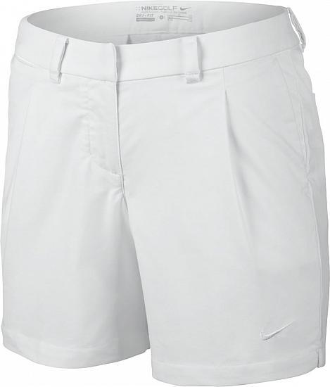 c7accc7d85f1 Nike Women s Dri-FIT Oxford Golf Shorts - CLOSEOUTS