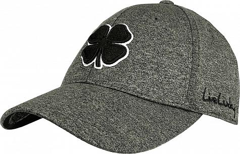 f4cdfbf3 Black Clover Lucky Heather Flex Fit Golf Hats - ON SALE