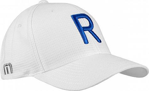 separation shoes 3ce1f 27785 Travis Mathew  Your Initial  Nassau Flex Fit Personalized Golf Hats