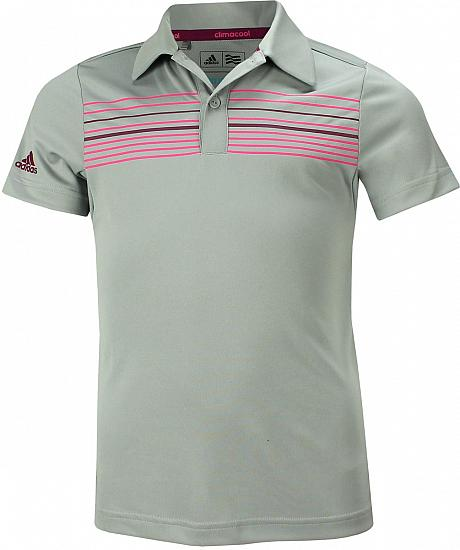 e92e74326 Adidas Merch Junior Golf Shirts - ON SALE